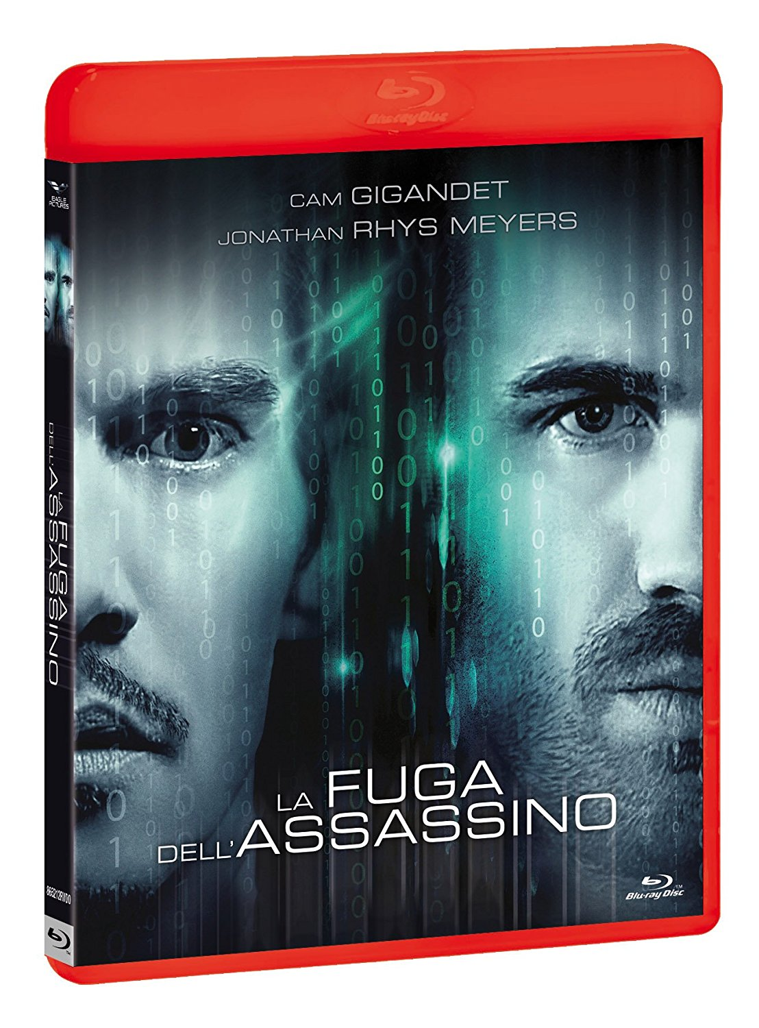LA FUGA DELL'ASSASSINO - BLU RAY