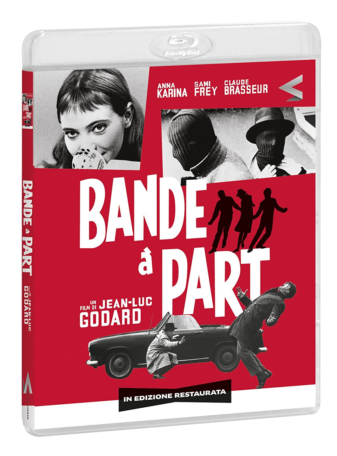 BANDE A PART - BLU RAY