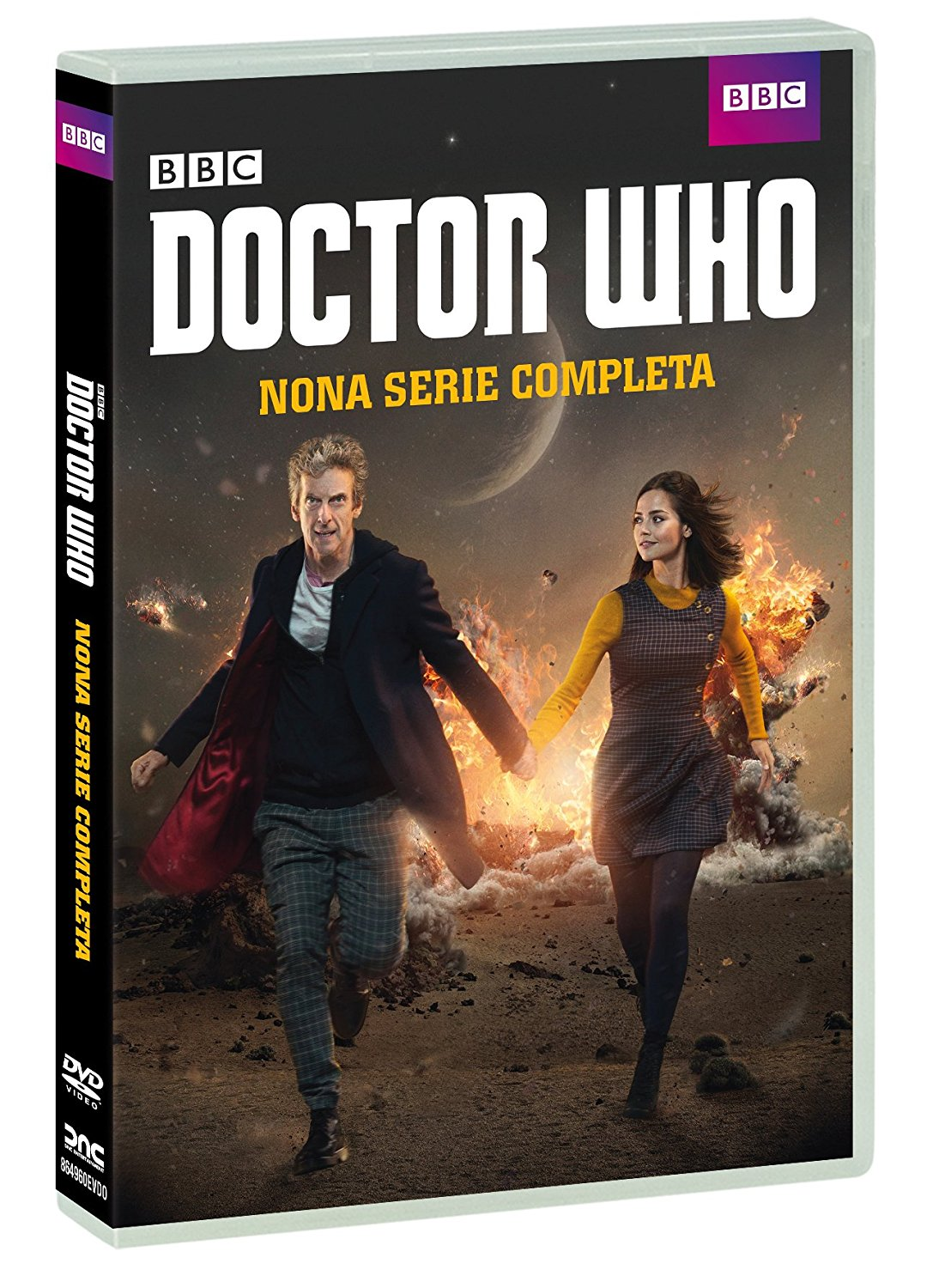 COF.DOCTOR WHO - STAGIONE 09 - NEW EDITION (6 DVD) (DVD)