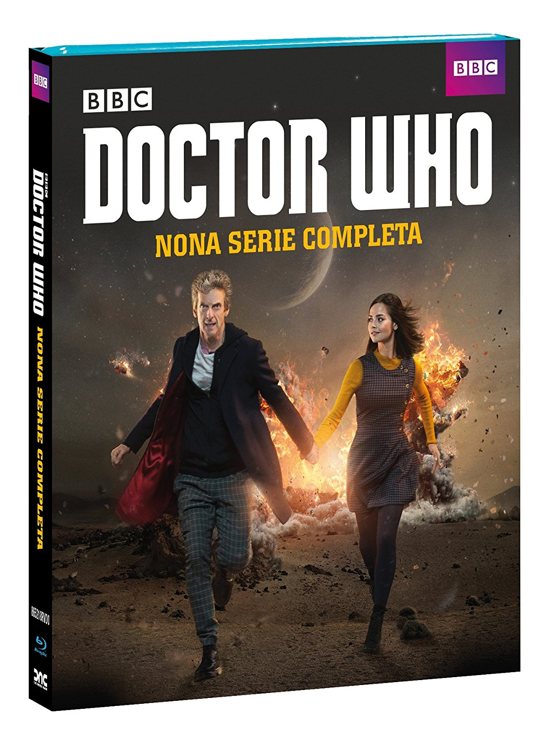 COF.DOCTOR WHO - STAGIONE 09 - NEW EDITION (6 BLU RAY)