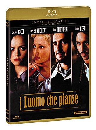 THE MAN WHO CRIED - L'UOMO CHE PIANSE (INDIMENTICABILI) BLU RAY