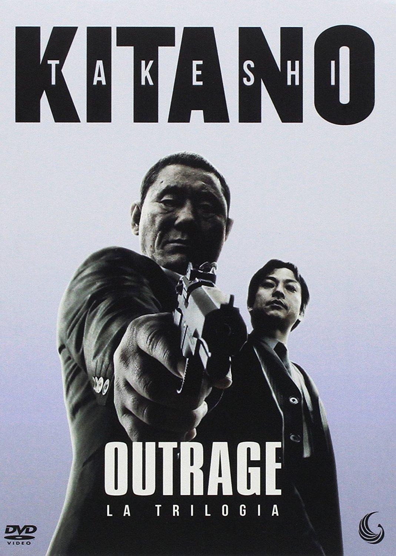COF.OUTRAGE TRILOGIA (3 DVD) (DVD)