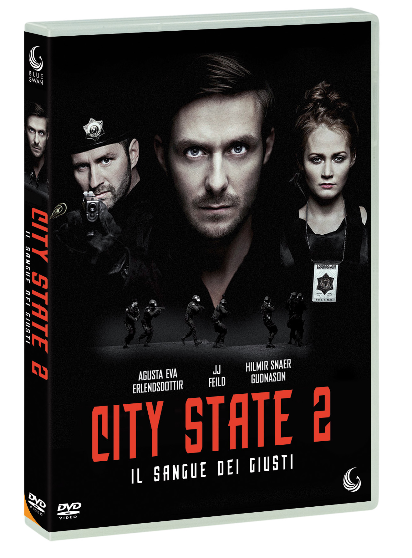 CITY STATE 2 (DVD)