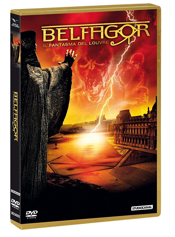 BELFAGOR - IL FANTASMA DEL LOUVRE (DVD)