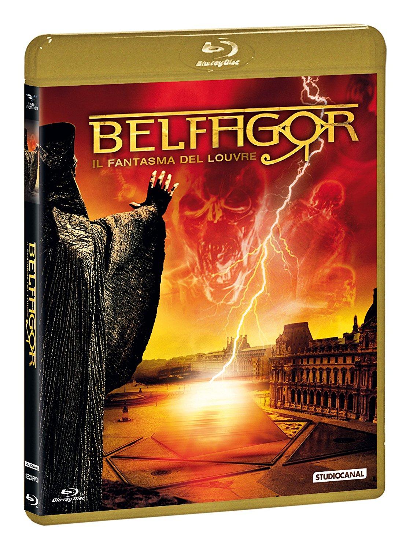 BELFAGOR - IL FANTASMA DEL LOUVRE - BLU RAY