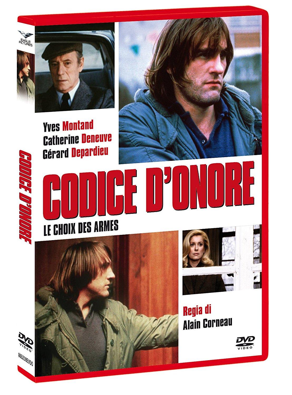 CODICE D'ONORE - LE CHOIX DES ARMES (SE) (DVD+BOOKLET) (DVD)