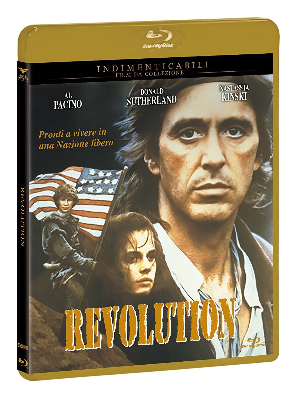 REVOLUTION - BLU RAY
