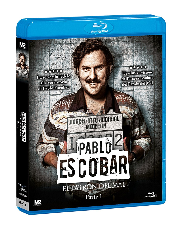 COF.PABLO ESCOBAR: EL PATRON DEL MAL PARTE 1 (3 BLU-RAY)
