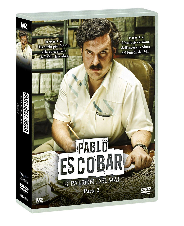 COF.PABLO ESCOBAR: EL PATRON DEL MAL PARTE 2 (5 DVD) (DVD)