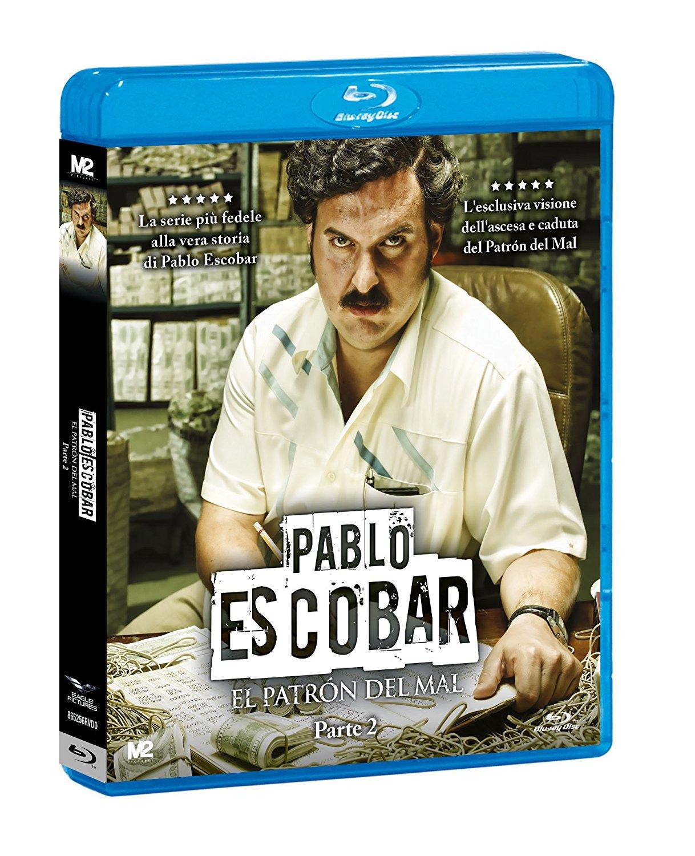 COF.PABLO ESCOBAR: EL PATRON DEL MAL PARTE 2 (3 BLU-RAY)