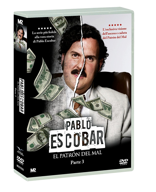 COF.PABLO ESCOBAR: EL PATRON DEL MAL PARTE 3 (5 DVD) (DVD)