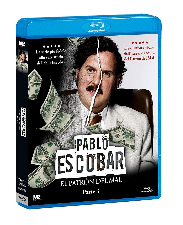 COF.PABLO ESCOBAR: EL PATRON DEL MAL PARTE 3 (5 BLU RAY)