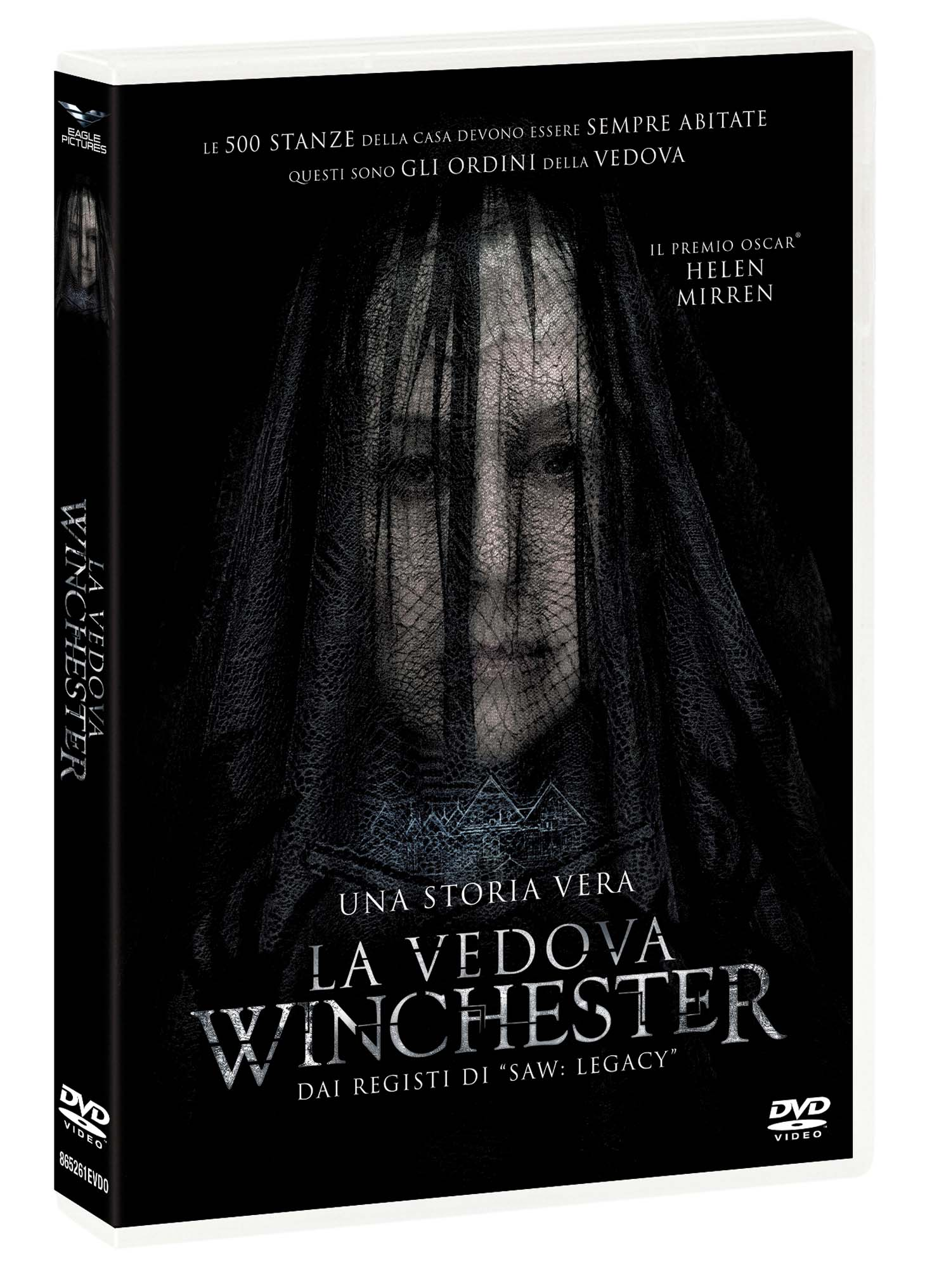 LA VEDOVA WINCHESTER (DVD)
