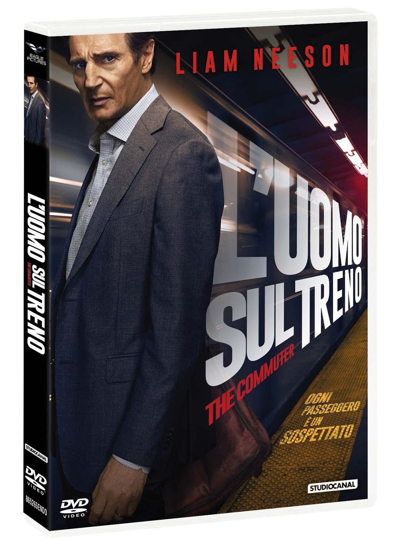 L'UOMO SUL TRENO (DVD)