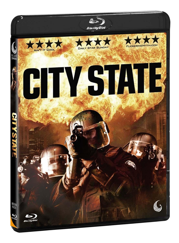 CITY STATE - BLU RAY