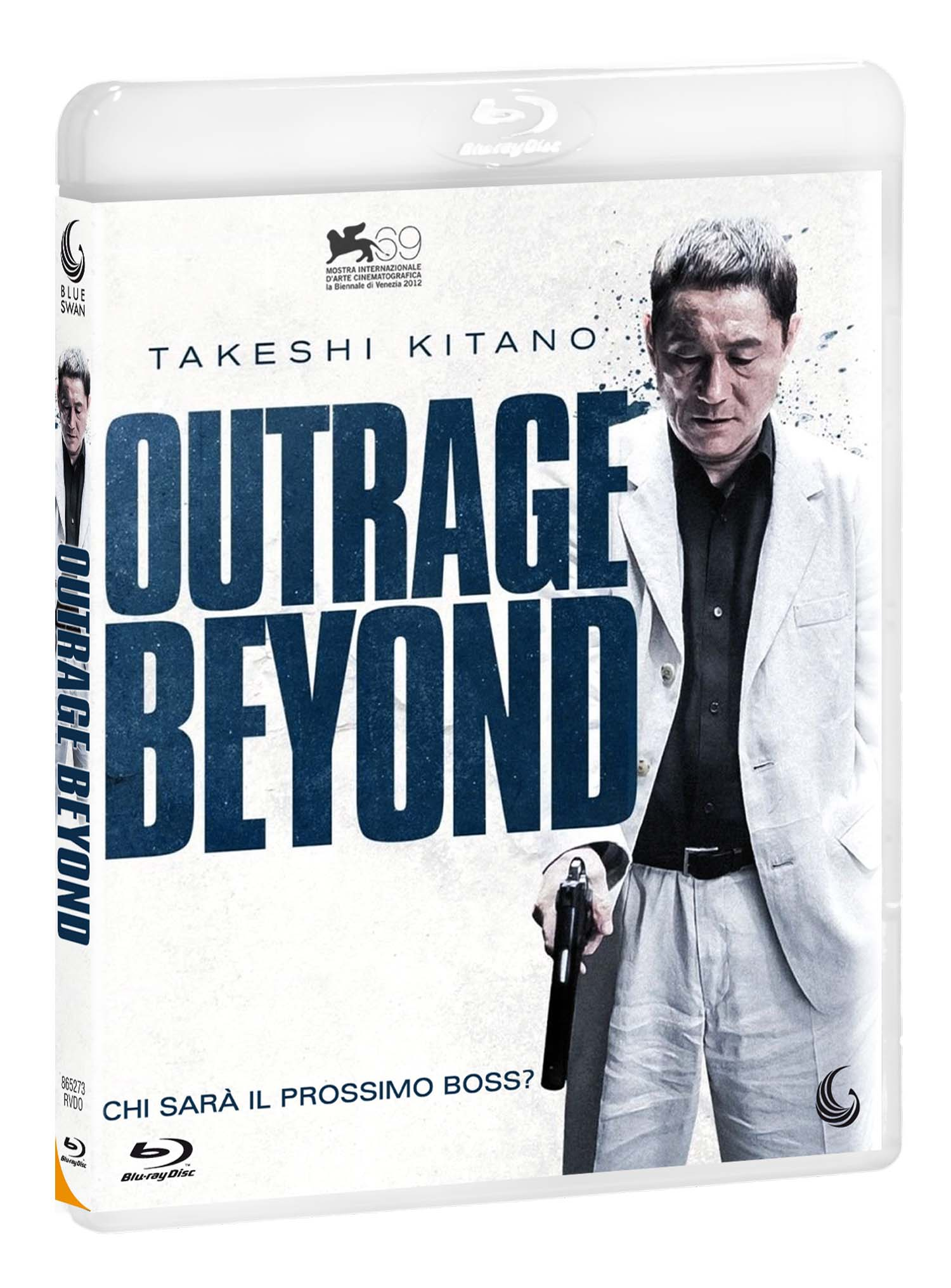 OUTRAGE BEYOND - BLU RAY