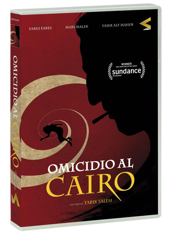 OMICIDIO AL CAIRO (DVD)