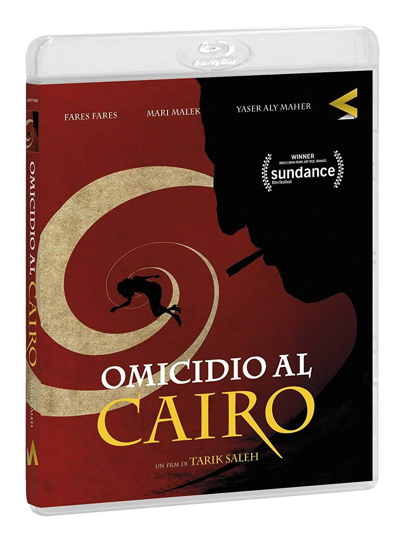 OMICIDIO AL CAIRO - BLU RAY