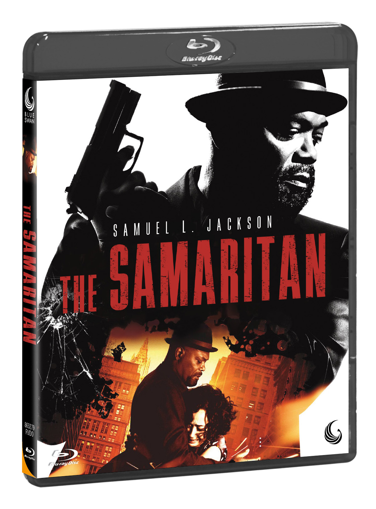 THE SAMARITAN - BLU RAY