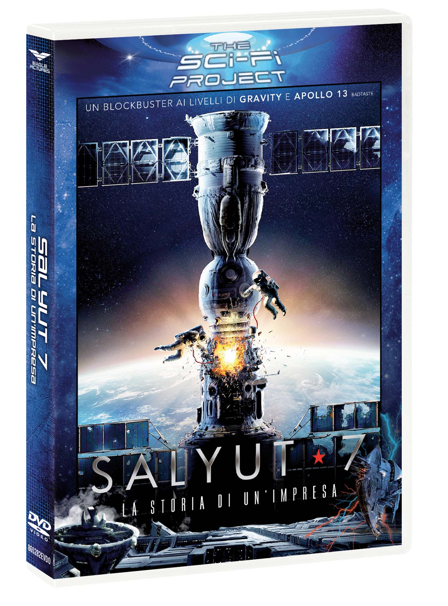 SALYUT 7 (SCI-FI PROJECT) (DVD)