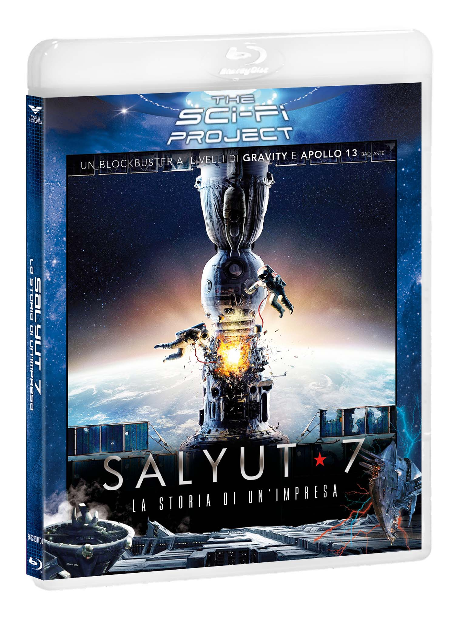 SALYUT 7 (SCI-FI PROJECT) - BLU RAY