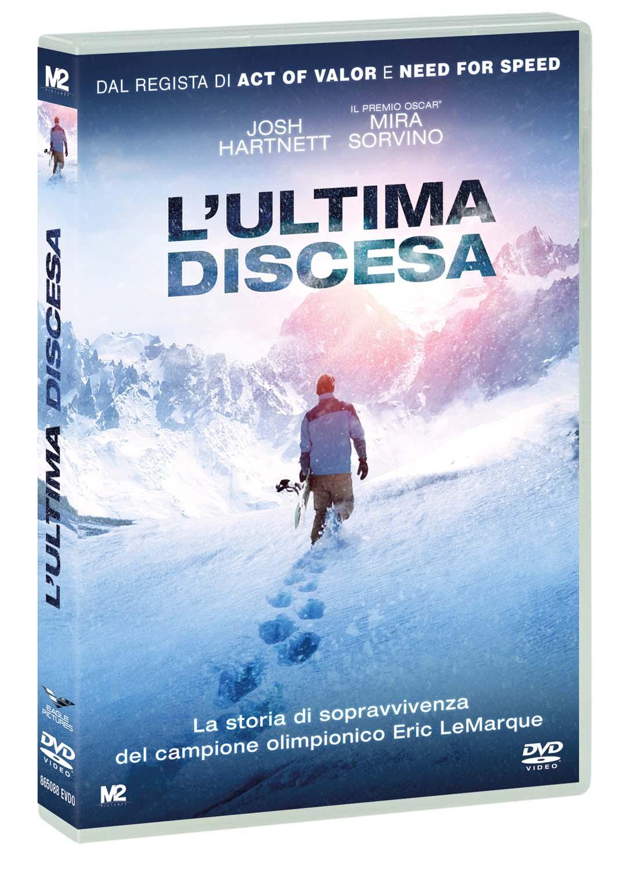 L'ULTIMA DISCESA (DVD)