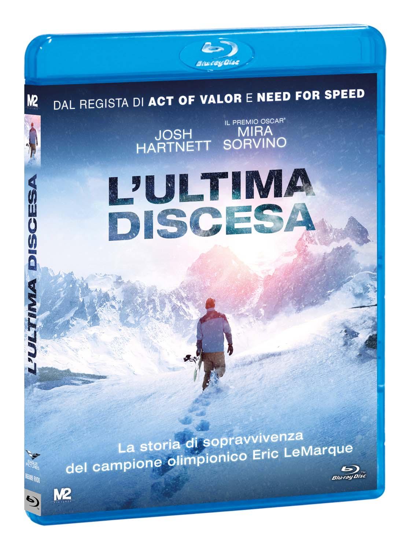 L'ULTIMA DISCESA - BLU RAY