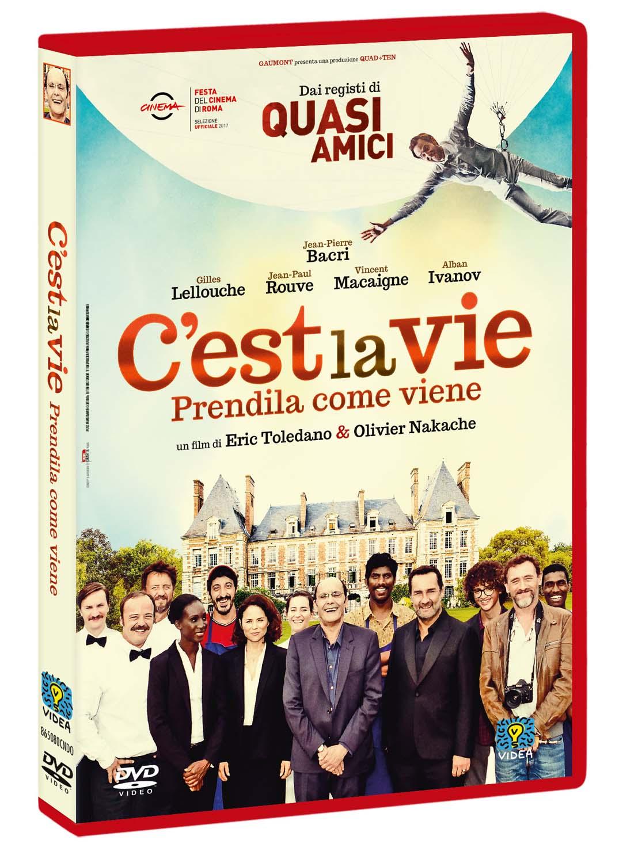C'EST LA VIE - PRENDILA COME VIENE (DVD)