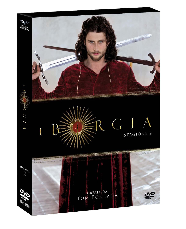 COF.I BORGIA - STAGIONE 02 (5 DVD) (DVD)
