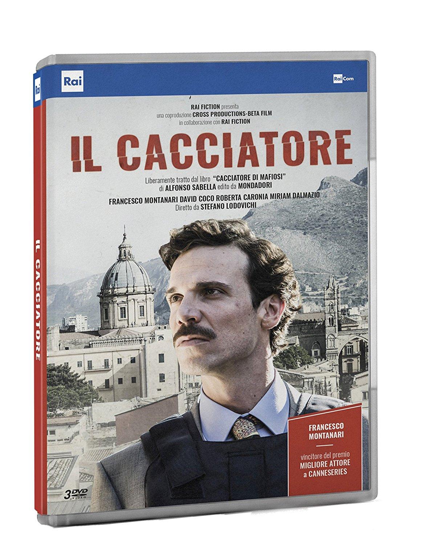 COF.IL CACCIATORE - STAGIONE 01 (3 DVD) (DVD)