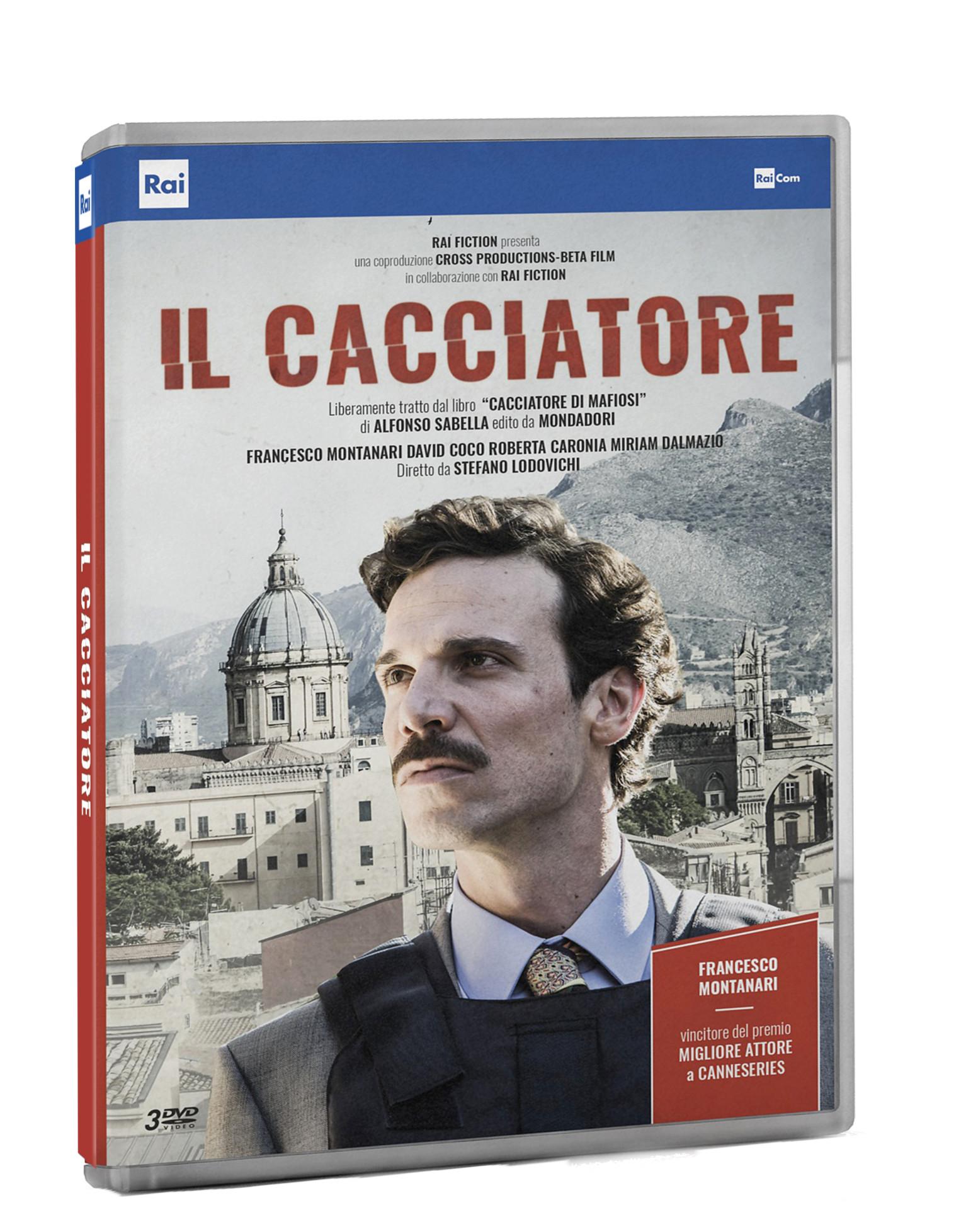 COF.IL CACCIATORE - STAGIONE 01 - BLU RAY