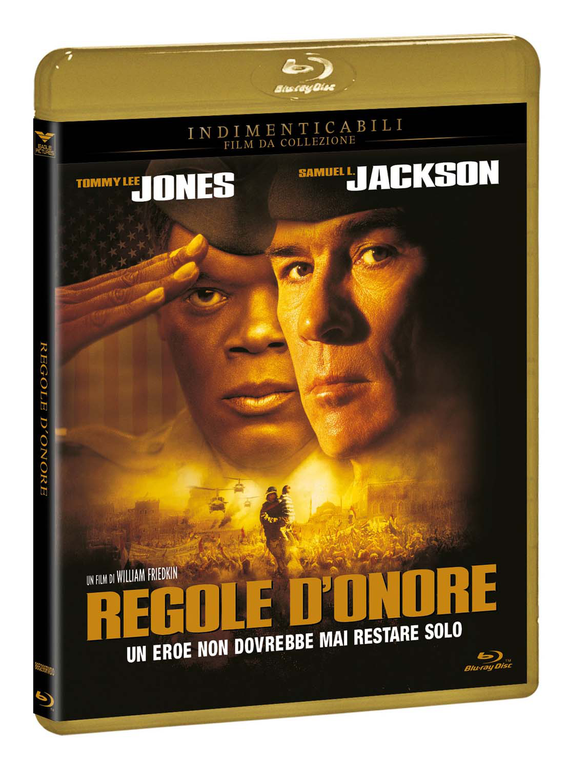 REGOLE D'ONORE - BLU RAY