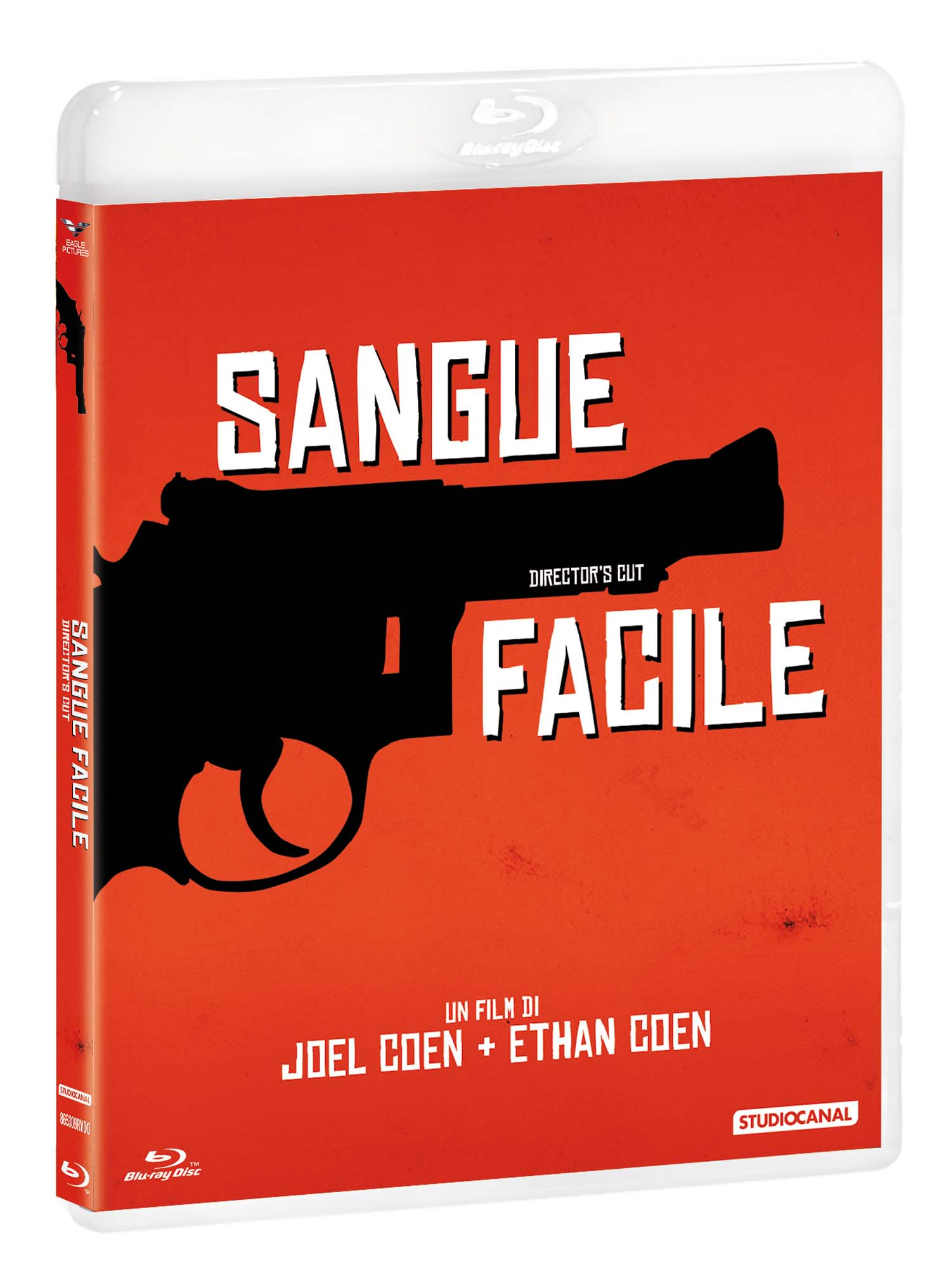 SANGUE FACILE - BLU RAY