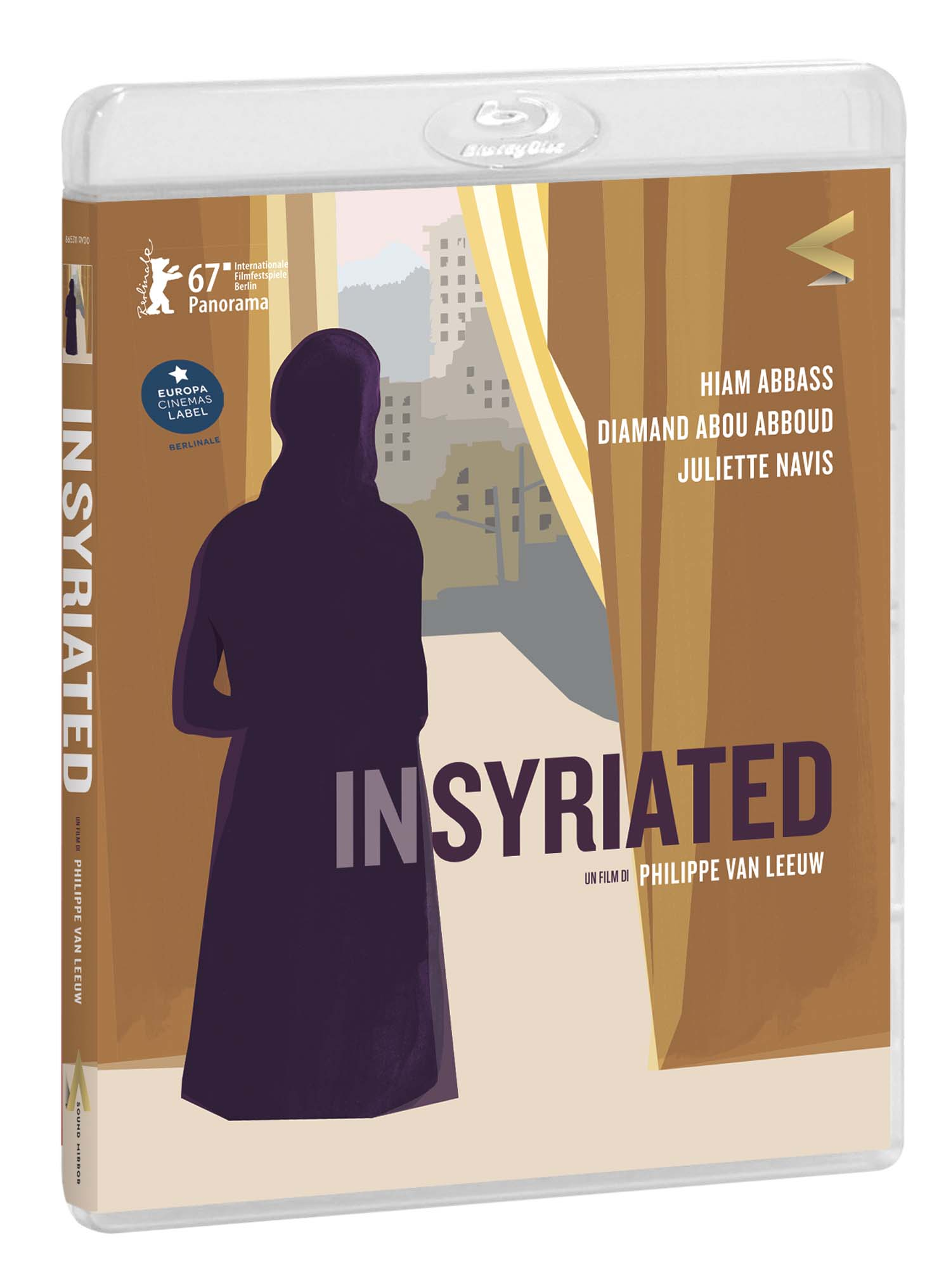 INSYRIATED - BLU RAY