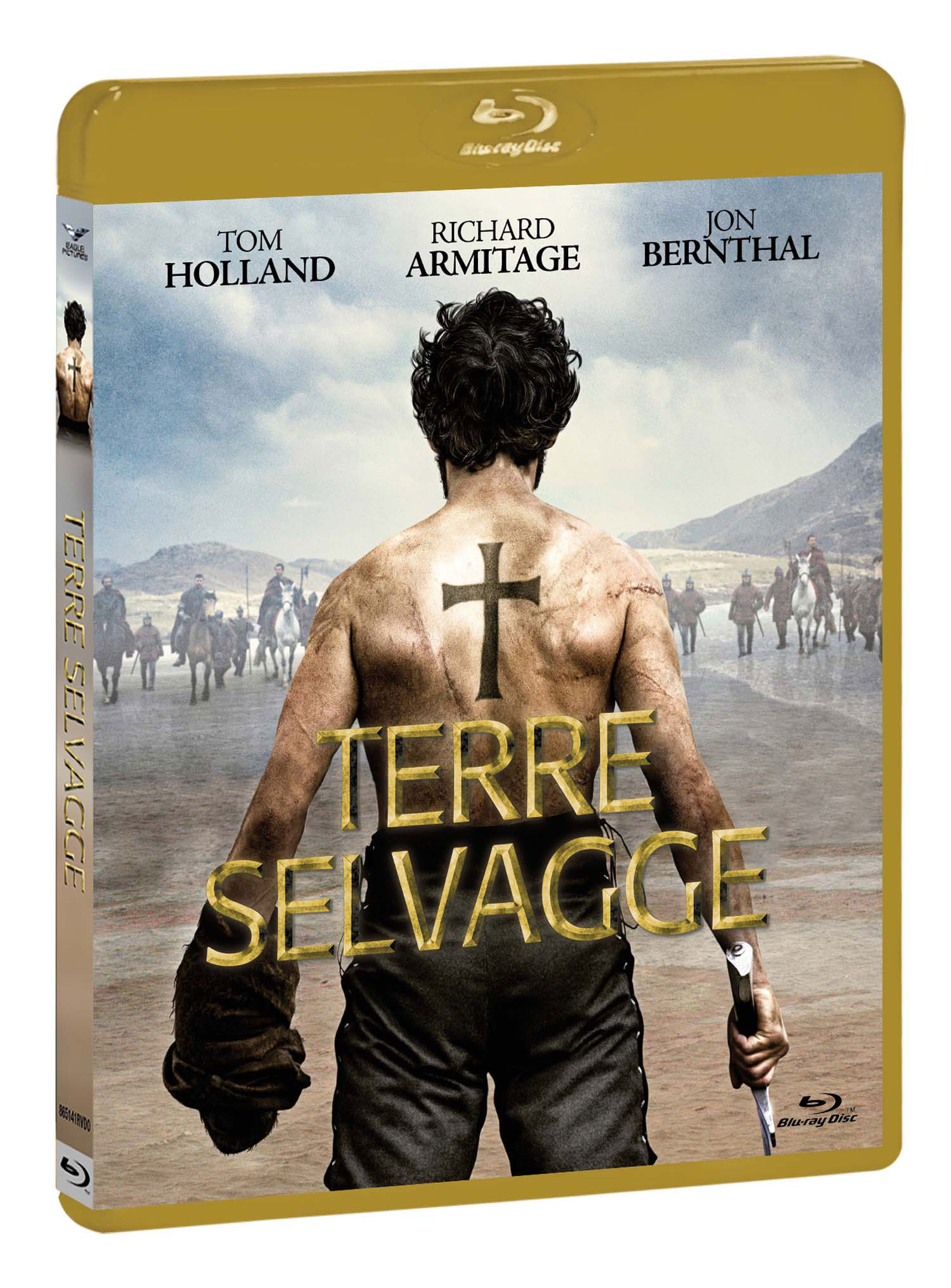 TERRE SELVAGGE - BLU RAY