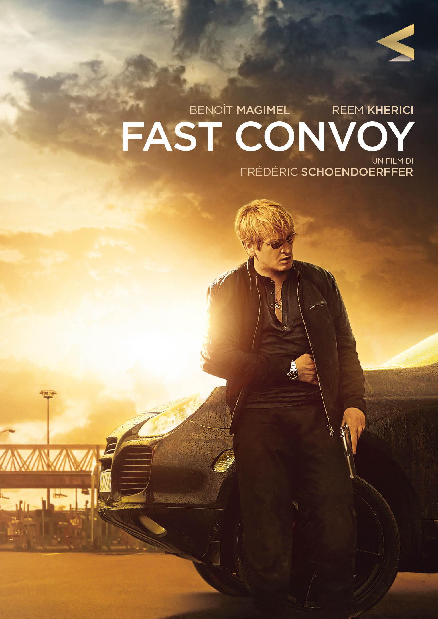 FAST CONVOY (DVD)