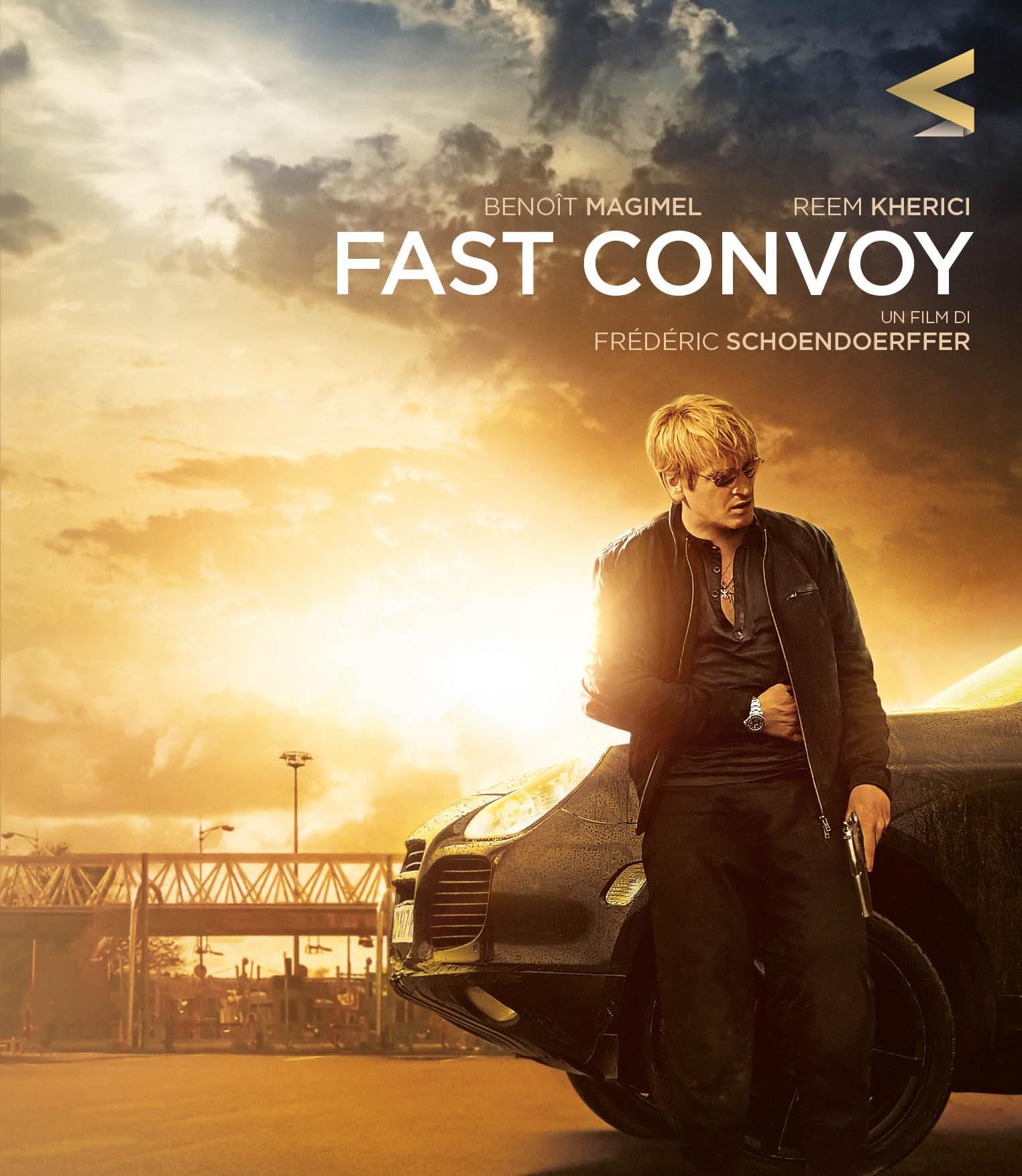 FAST CONVOY - BLU RAY