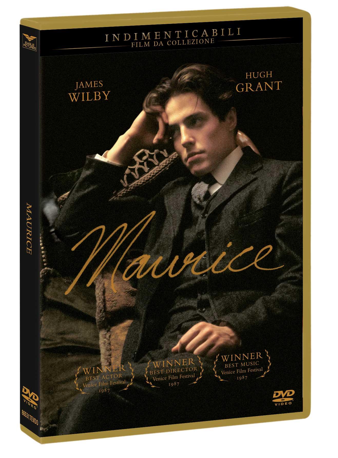 MAURICE (INDIMENTICABILI) (DVD)