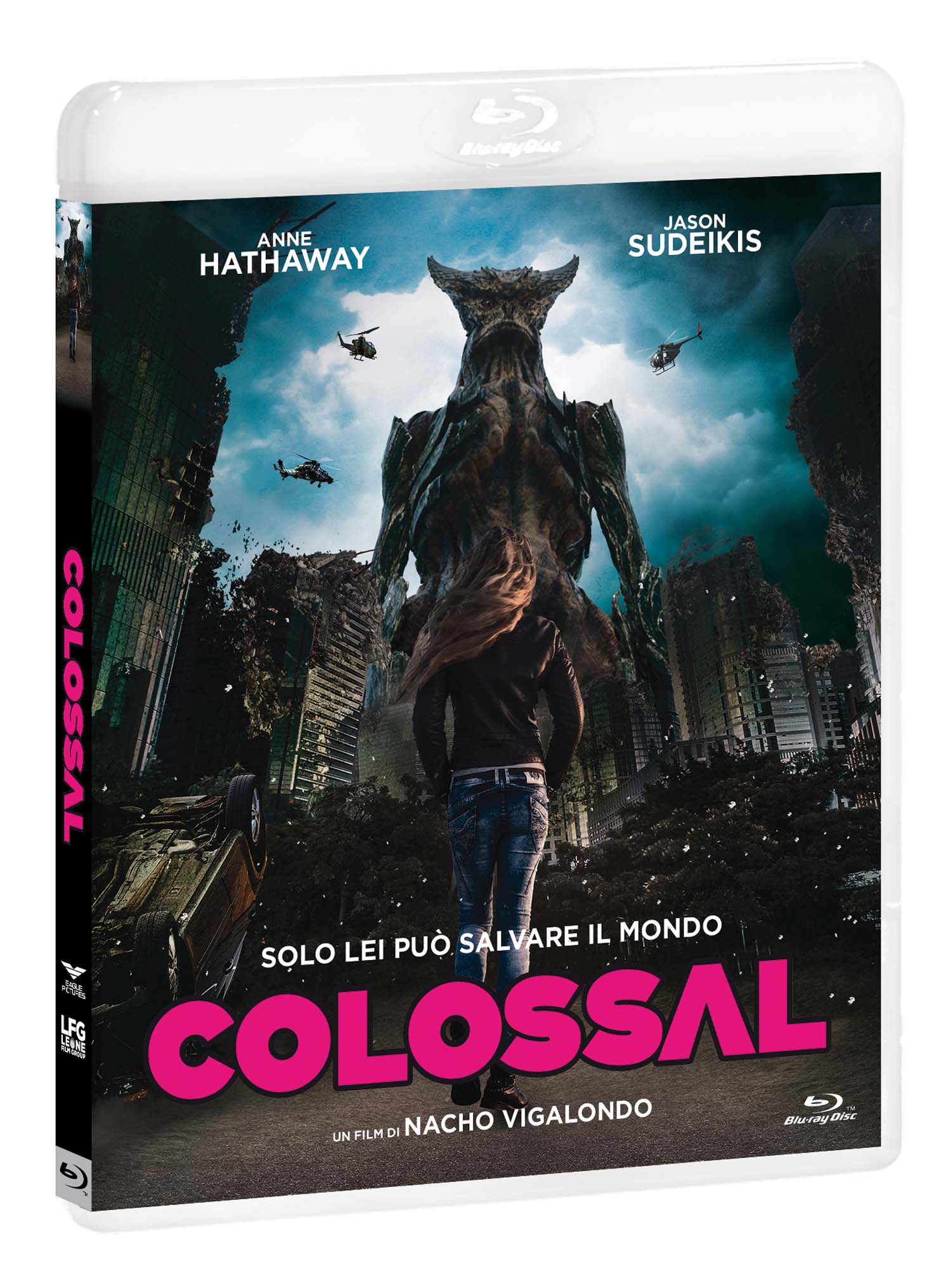 COLOSSAL - BLU RAY