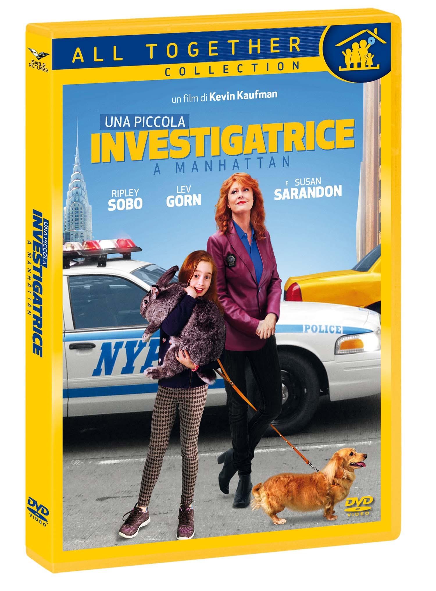 UNA PICCOLA INVESTIGATRICE A MANHATTAN (DVD)