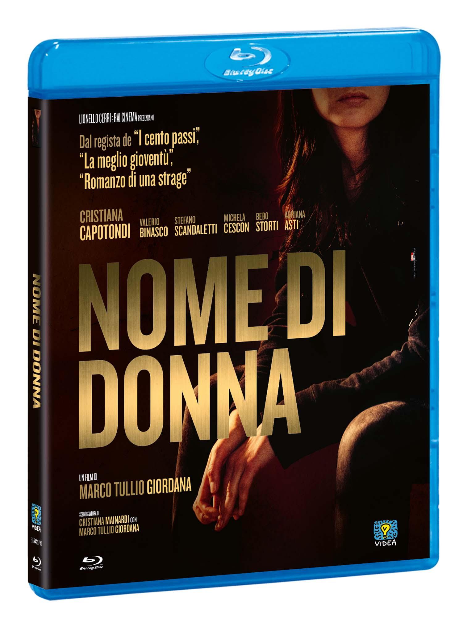 NOME DI DONNA - BLU RAY