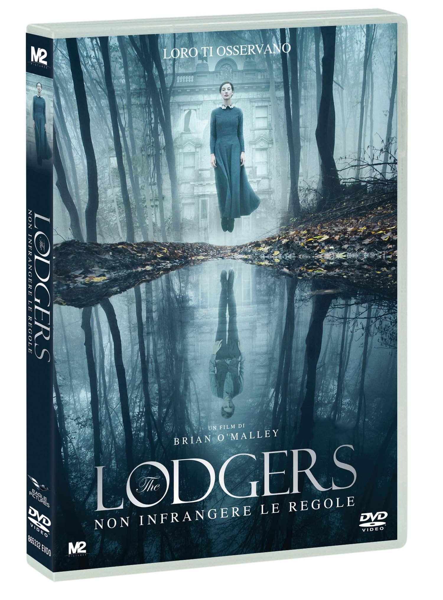 THE LODGERS - NON INFRANGERE LE REGOLE (DVD)