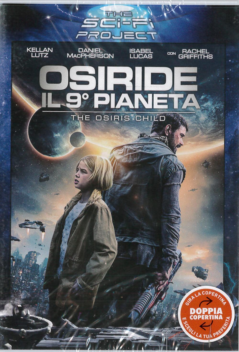 OSIRIDE IL NONO PIANETA (SCI-FI PROJECT) (DVD)