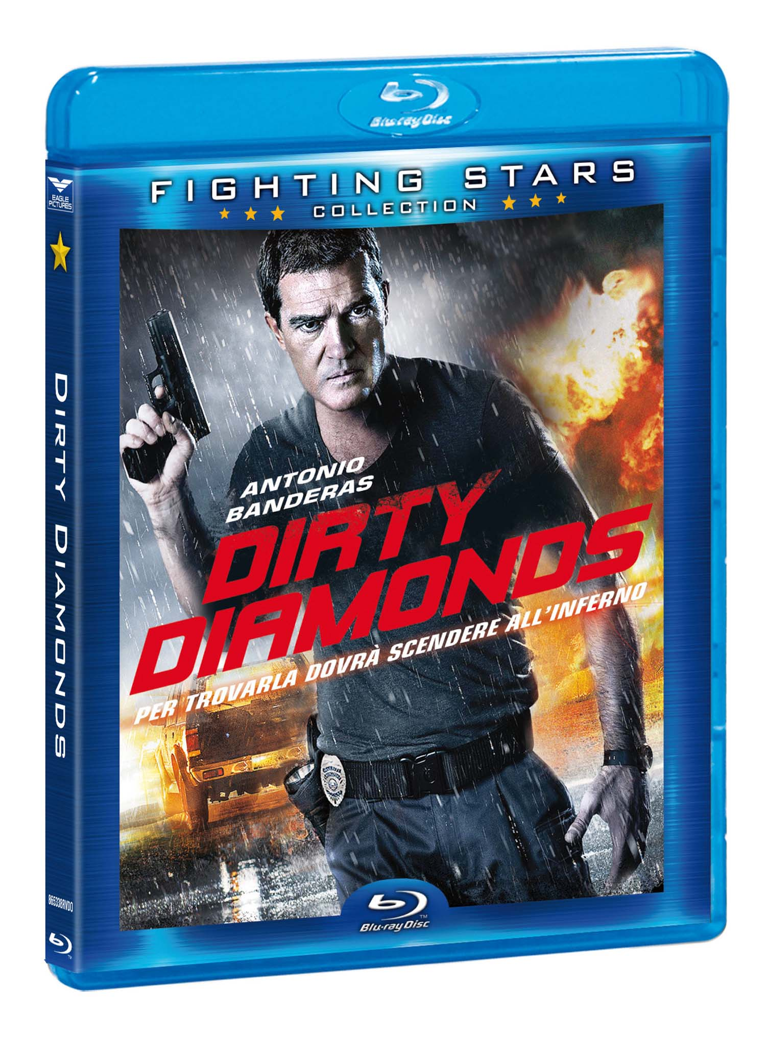 DIRTY DIAMONDS (FIGHTING STARS) - BLU RAY