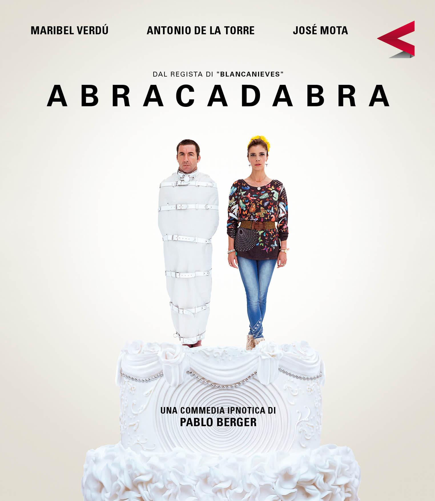 ABRACADABRA - BLU RAY