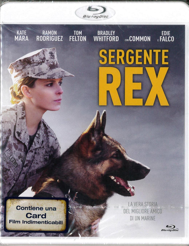 SERGENTE REX - BLU RAY