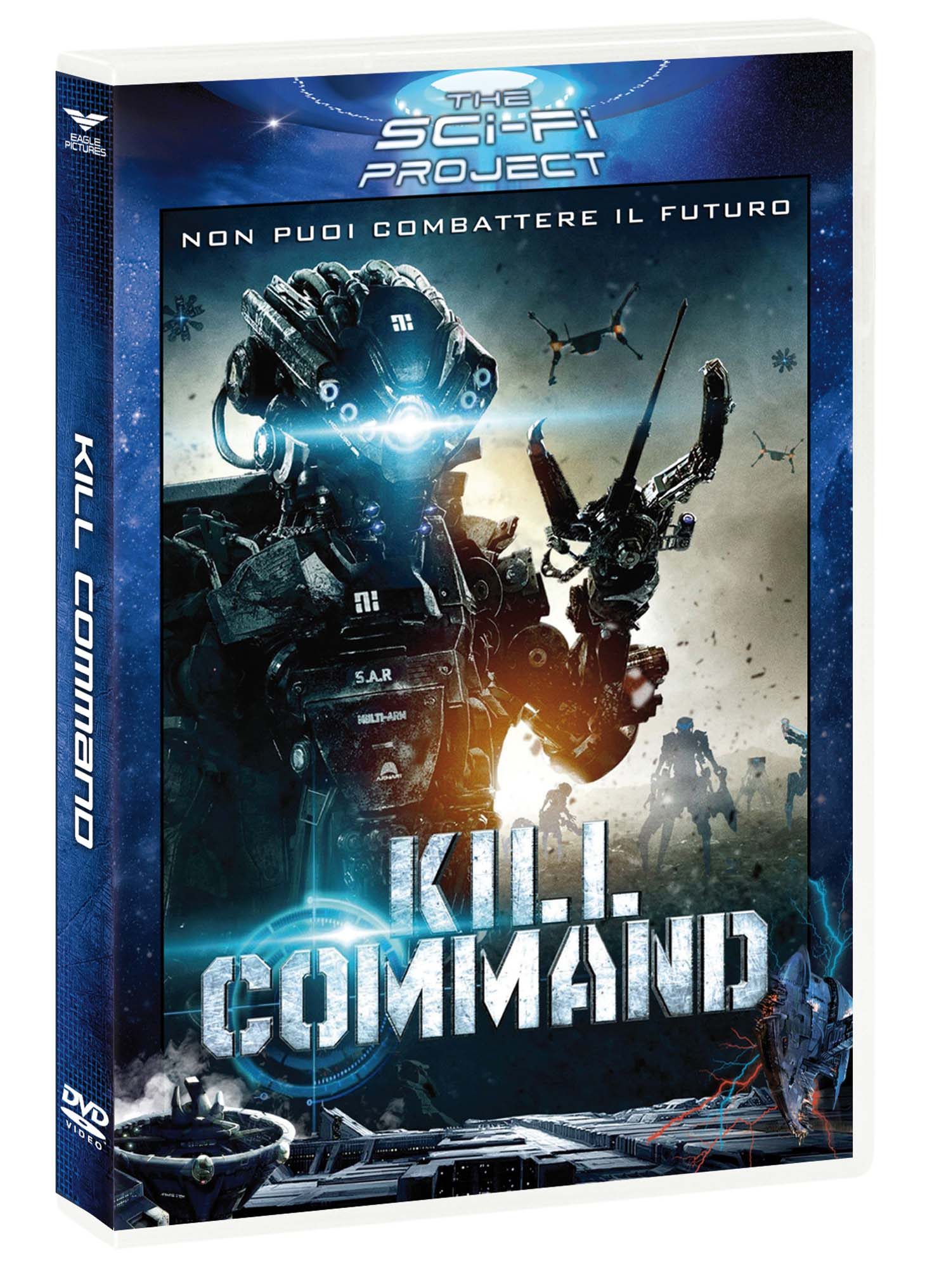 KILL COMMAND (SCI-FI PROJECT) (DVD)