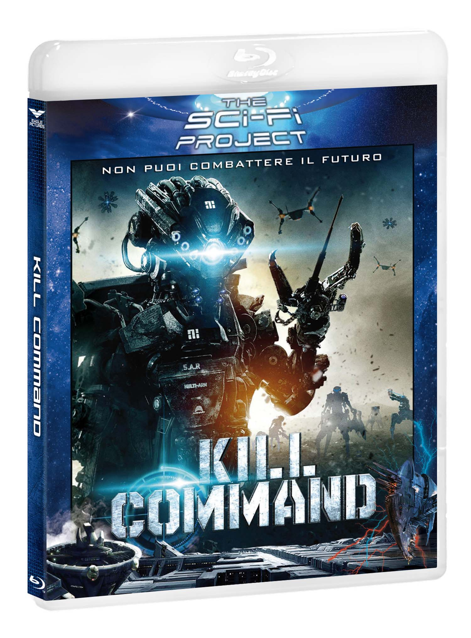 KILL COMMAND (SCI-FI PROJECT) - BLU RAY