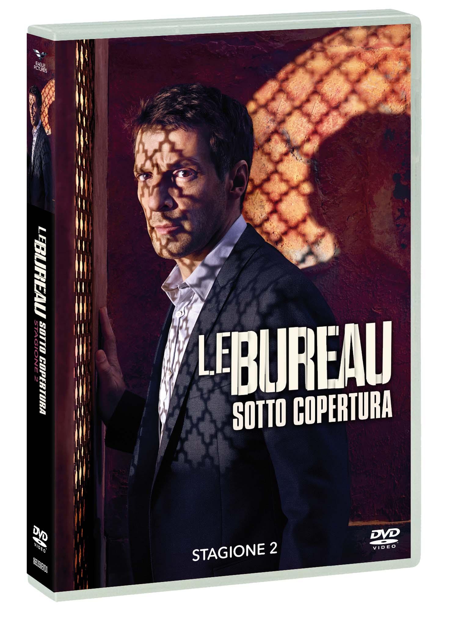 COF.LE BUREAU - SOTTO COPERTURA - STAGIONE 02 (4 DVD) (DVD)