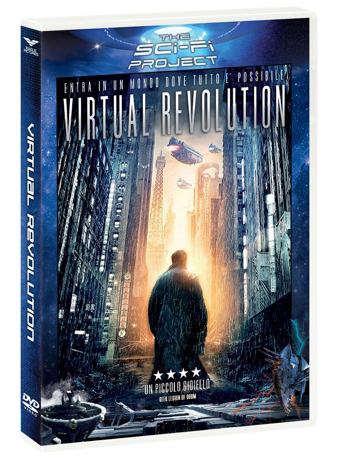 VIRTUAL REVOLUTION (SCI-FI PROJECT) (DVD)